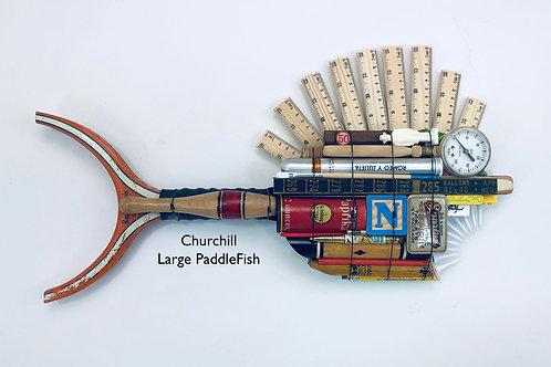Churchill, Large PaddleFish