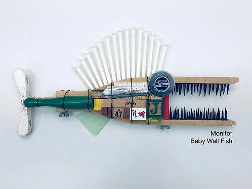 Monitor, Baby Wall Fish