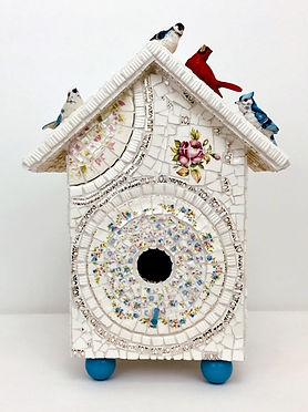 Birdhouse with Birds and Blue Legs.jpg