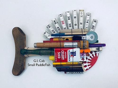 G.I. Cab, Small PaddleFish