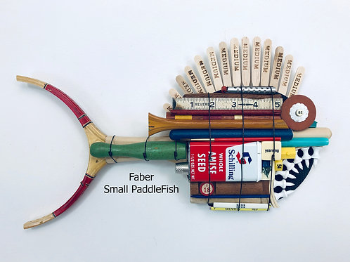 Faber, Small PaddleFish