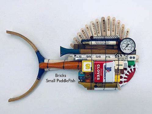 Bricks Small PaddleFish