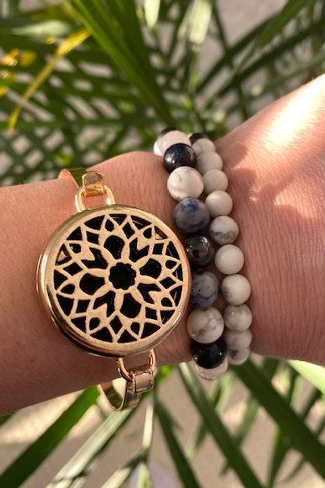Stone Crystal Bracelets
