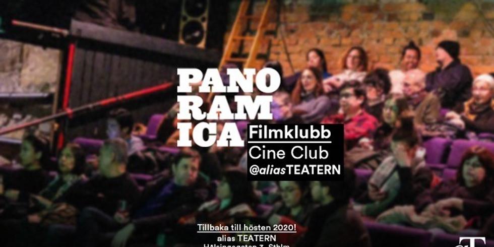 Höstens filmklubb med Panoramica