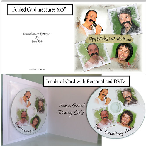DELUXE DVD VIDEO PACKAGE