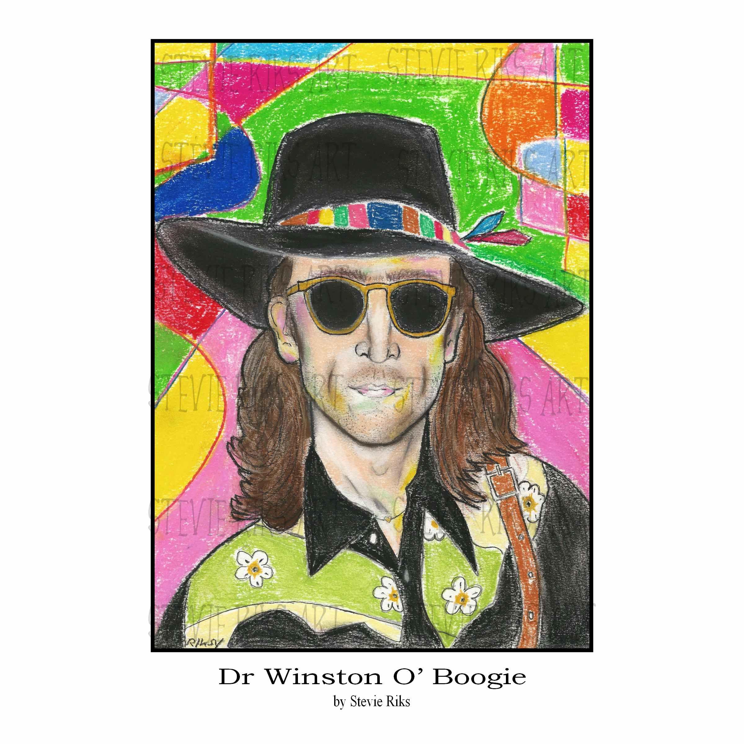 Dr Winston O'Boogie