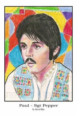 Paul Sgt Pepper