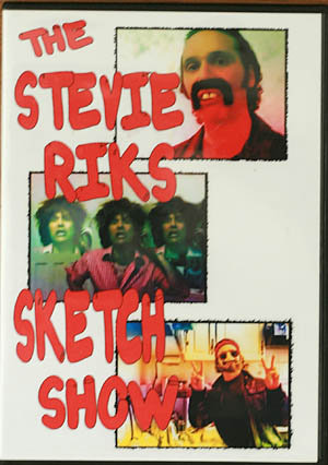 STEVIE RIKS SKETCH SHOW 3 DVD SET