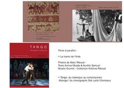4 - Art Photo & Textile -  Tango