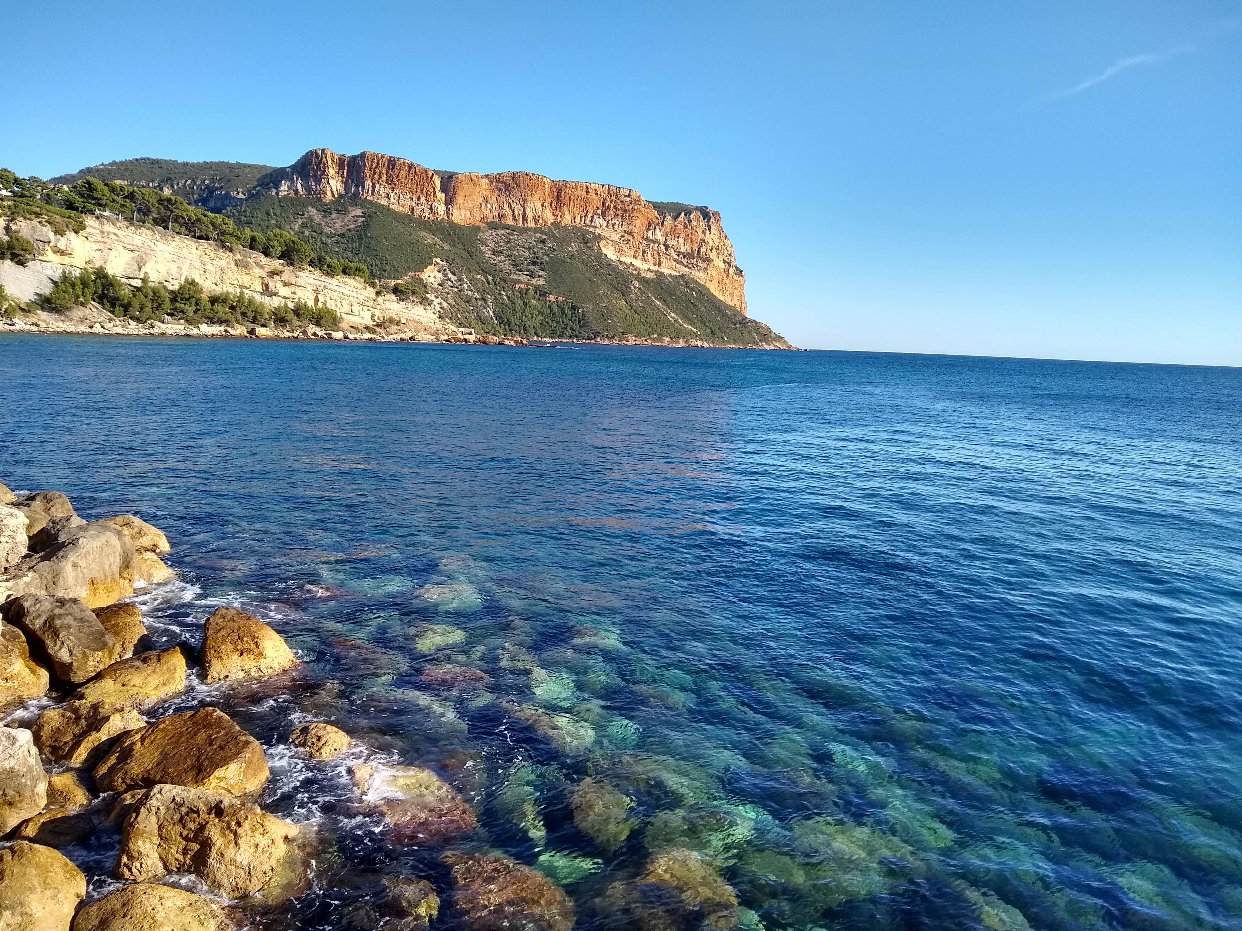 Cassis- Cap Canaille