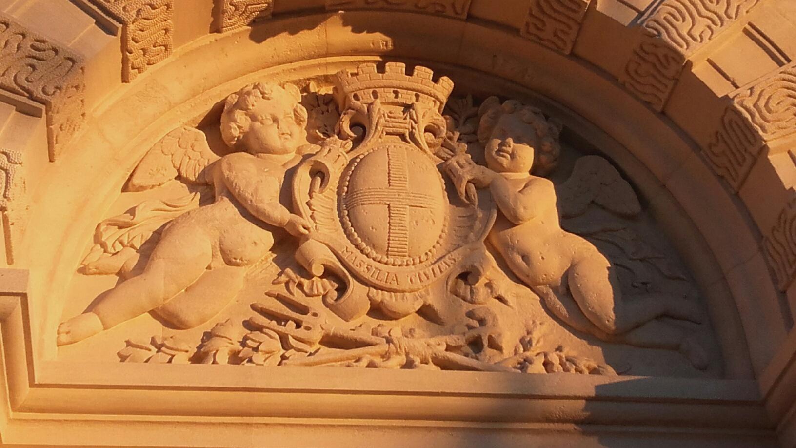 Symbole de la Ville de Marseille