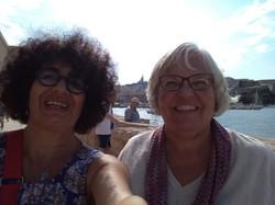Une escale à Marseille avec Jeanny