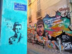 Marseille- Cours Julien