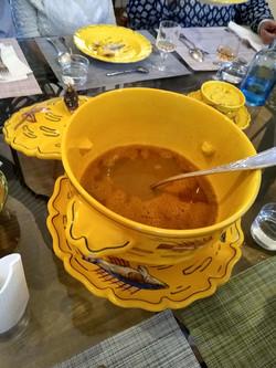 Soupe de la Bouillabaisse