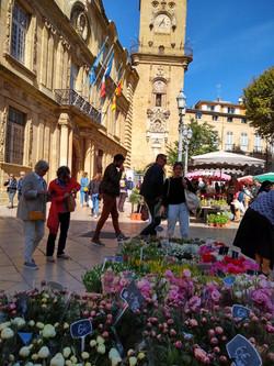 Hôtel de Ville d'Aix en Provence