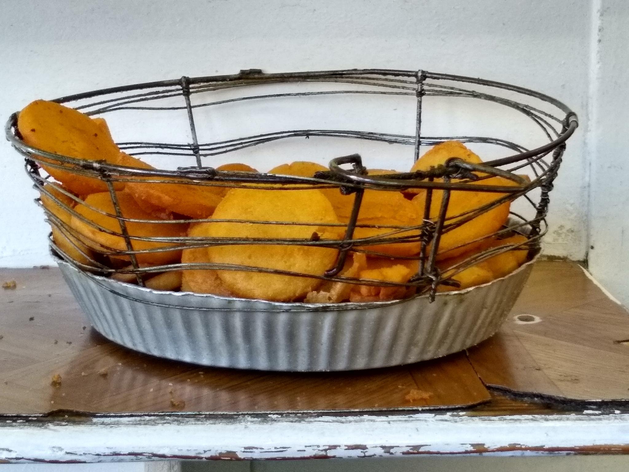 Panisse de l'Estaque