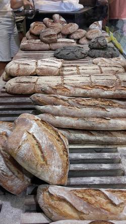 Délicieux pains !