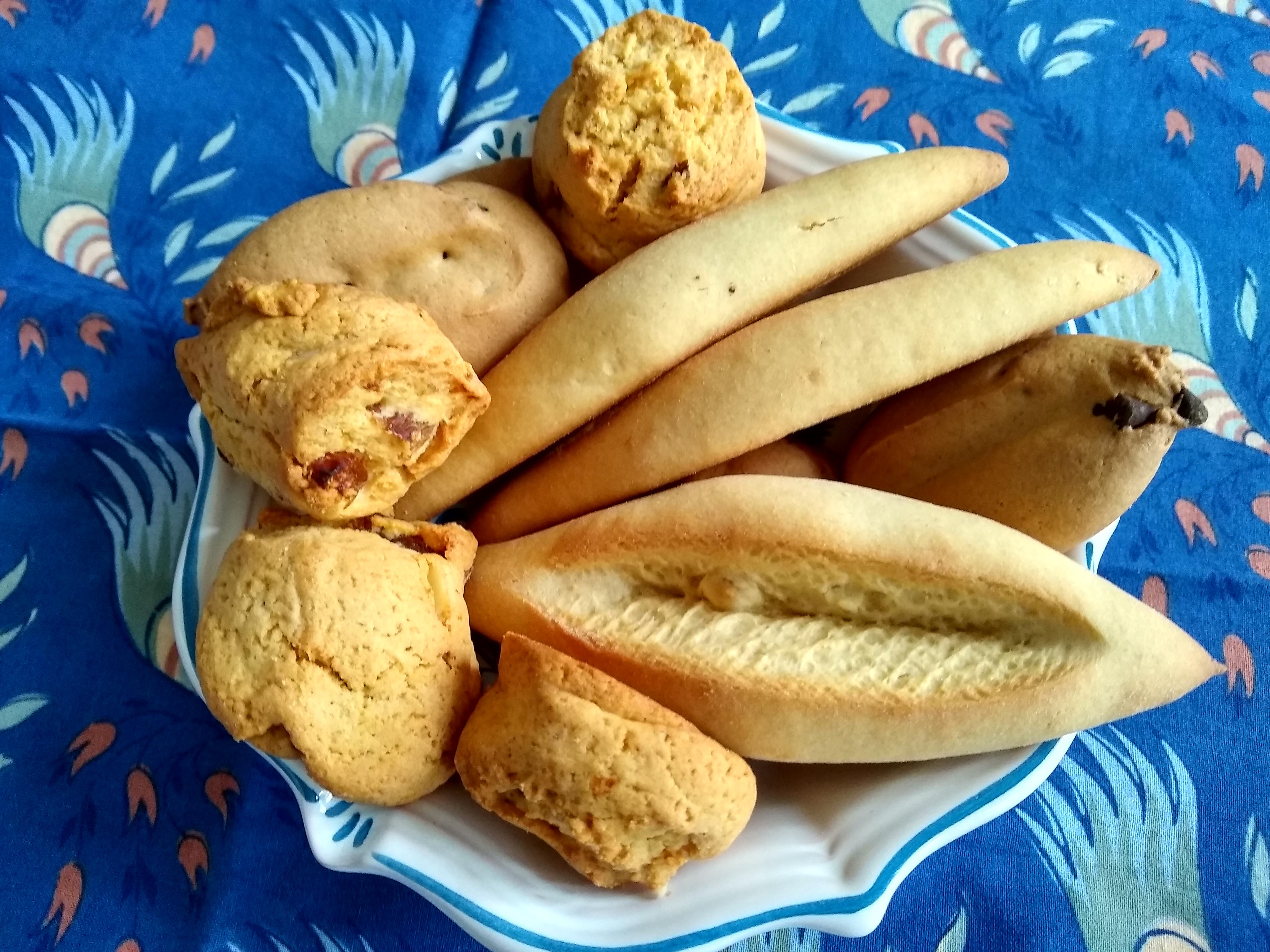 Délicieux biscuits de Marseille