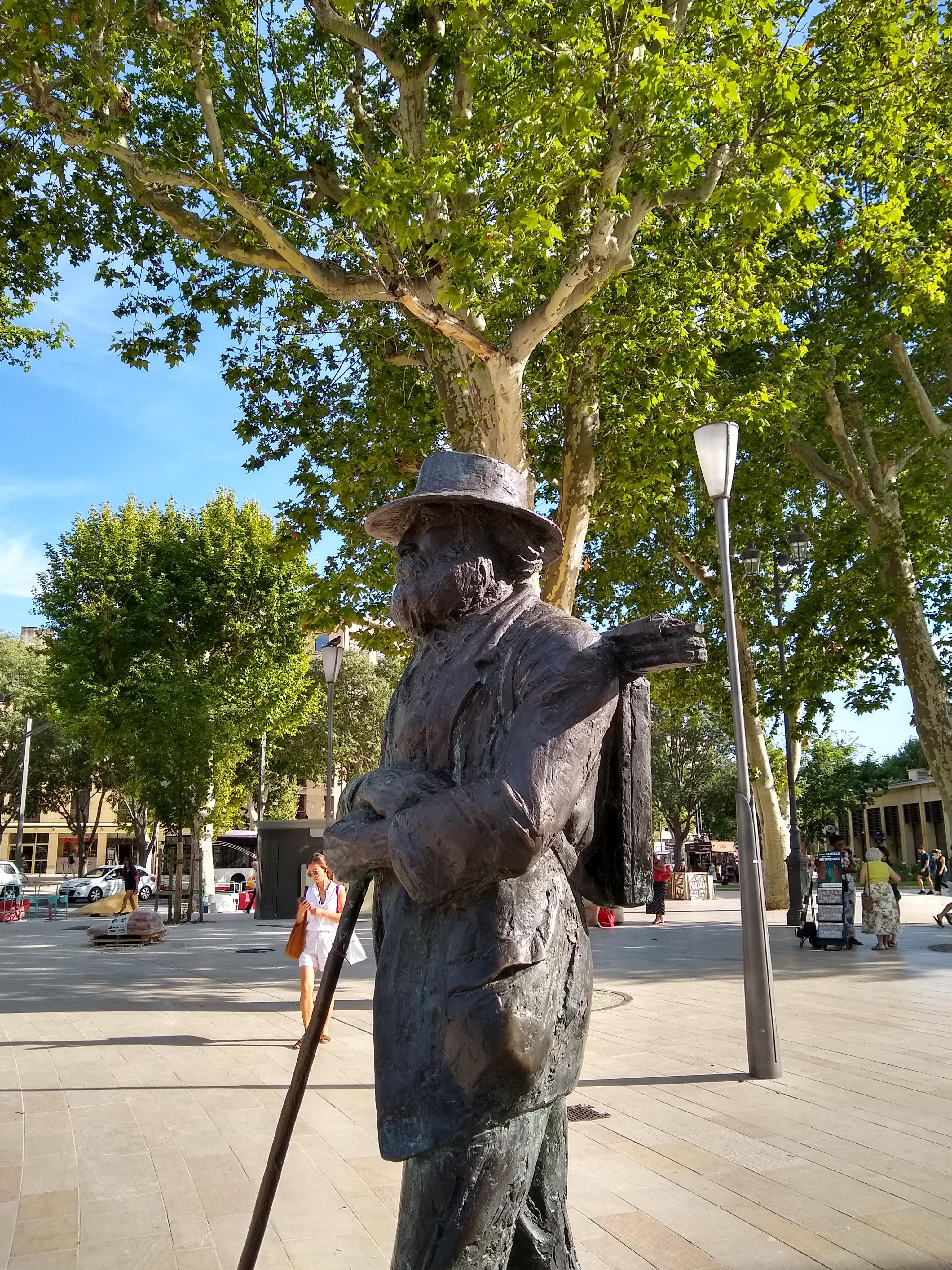 Paul Cézanne & Aix en Provence