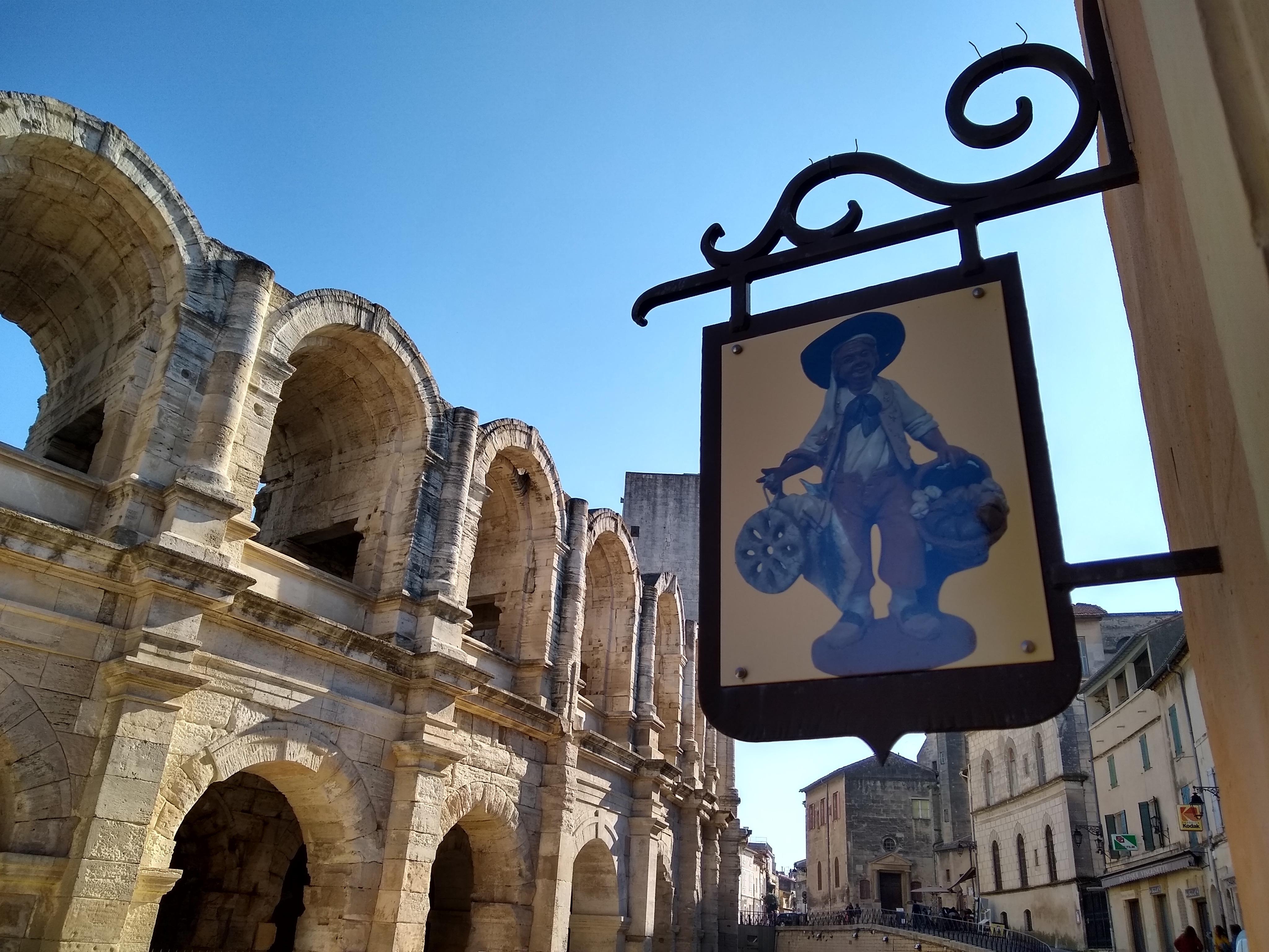 Arles la Romaine