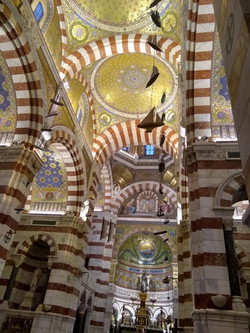 Mosaïques de Notre Dame de la Garde
