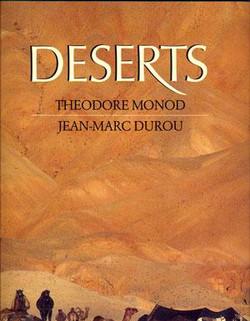 Théodore Monod- Déserts