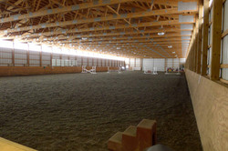 Indoor Arena...for all seasons