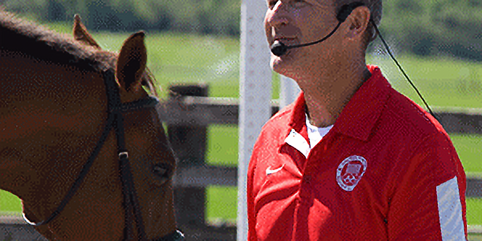 Daniel Stewart Clinic hosted by the Old Chatham Pony Club