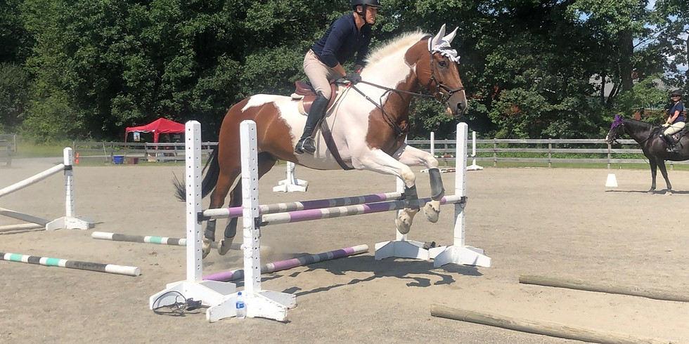 Winter Jumping Clinic Series #2