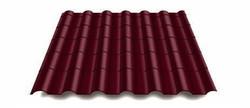 Крона RAL 3005(красное вино)