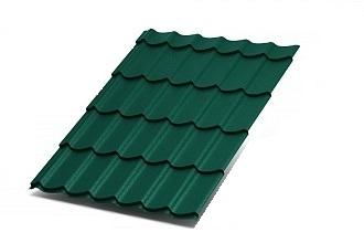 RAL 6005(зеленый мох)
