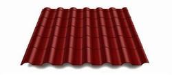 Крона RAL 3011(красно-коричневый)