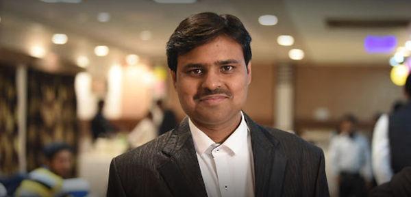 Dharmendra Kumar kuldeep agarbatti owner