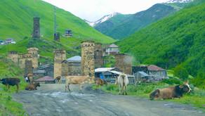 Ecotourism strategy for Georgia