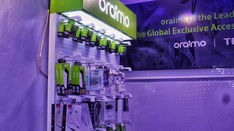 Oraimo Products