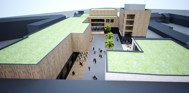 project Geel 7000m2