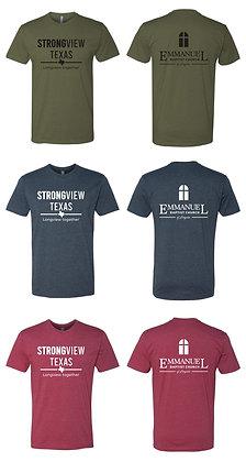 STRONGVIEW T-Shirts S-XL