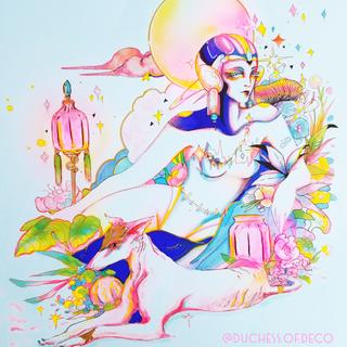 Stardust and Rozu (c) 2021