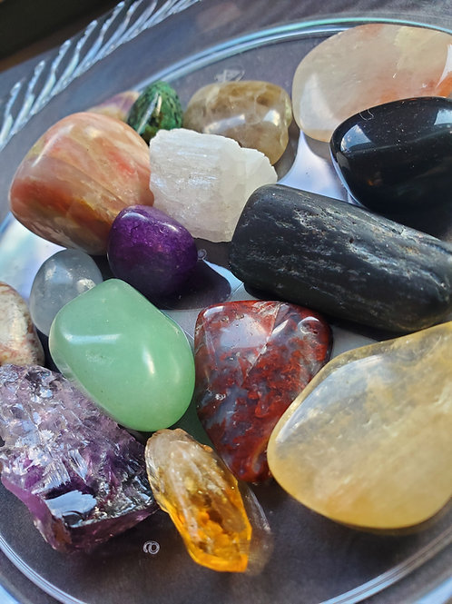 Intuitively Chosen Crystal