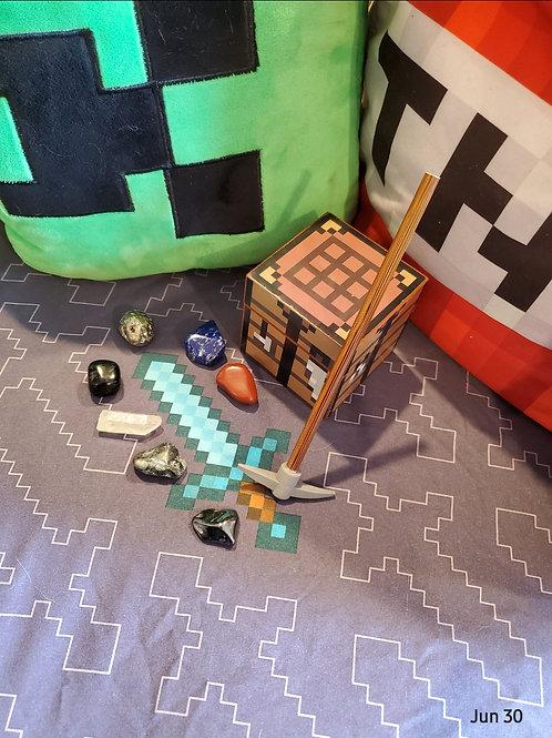 Minecraft Crystals