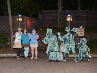 Mickey's Not So Scary Halloween Party Dates Released!