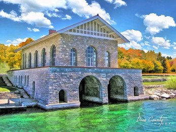 The incredible boat house