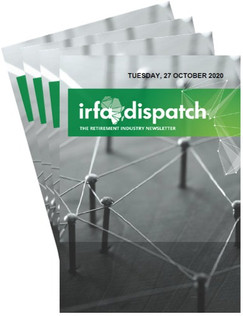 IRFA DISPATCH - Tuesday 27 October 2020