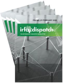 IRFA DISPATCH - Friday 21 February 2020