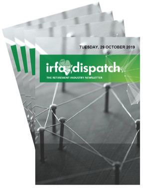 IRFA Dispatch - Tuesday, 29 October 2019