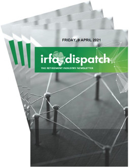 IRFA Dispatch - Friday 9 April 2021