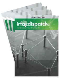 IRFA Dispatch - Friday, 21 May 2021