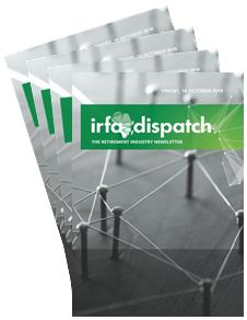 IRFA Dispatch - Friday, 18 October 2019