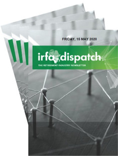 IRFA DISPATCH - Friday 15 May 2020