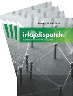 IRFA DISPATCH -  Friday 29 May 2020